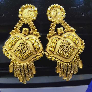 916 gold fancy butti RJ-030