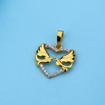 916 Gold Women's Hallmark Pendant LFP36