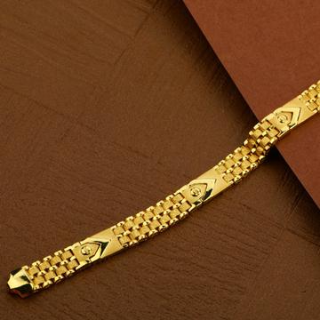 Mens Cartier Gold Bracelet-MCRB24