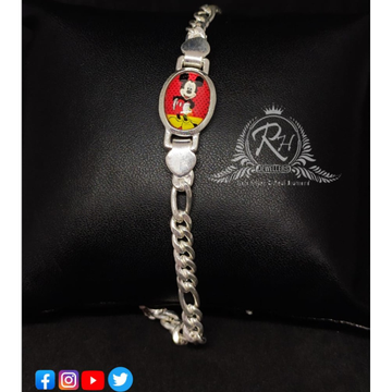 silver mickey mouse bacha lucky RH-LY274