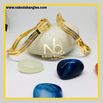 916 Gold CNC Bangles NB - 1273