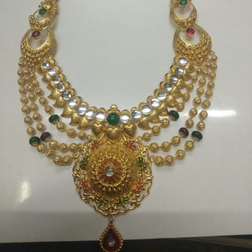 22 CT necklace