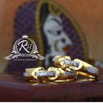 22 carat gold couple rings RH-CR816