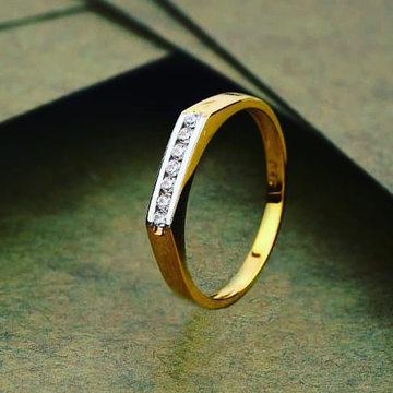 GOLD GENTS RING by