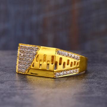 22KT Gold Gorgeous Gentlemen's Ring MR799