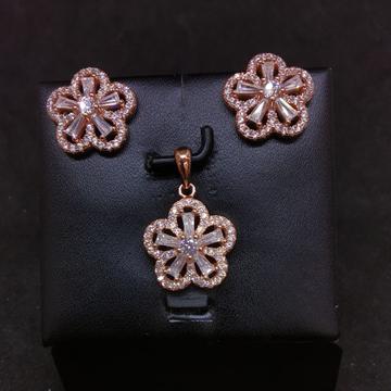 92.5 fancy pendant set