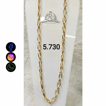 22 Carat gold Classical Gents Chain RH-CH778