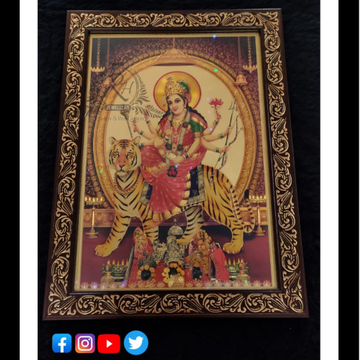 gold forming ambe maa frame