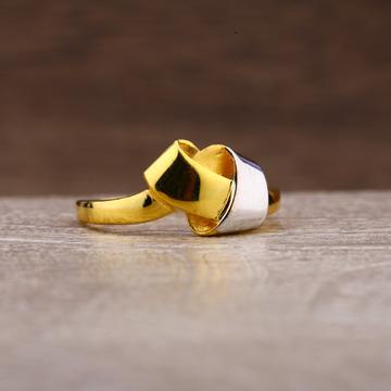 916 Gold  Plain Ring LPR247