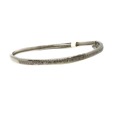 925 sterling silver lining baccha bracelet mga - brs0371