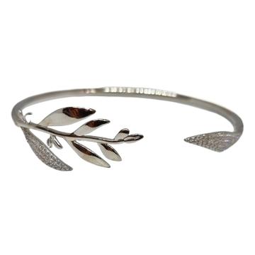 925 Sterling Silver Designer Bracelet MGA - BRS196...
