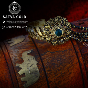 916 Gold Bracelet SGB 34