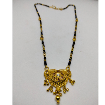 916 mangalsutra with Culcatti pendent