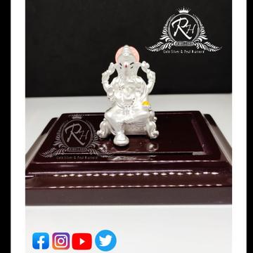 silver ganesh idol RH-GI303