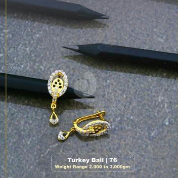 Cz Fancy Turkey's Bali