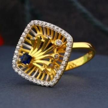 22 carat gold classical ladies rings RH-LR469