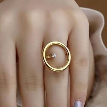 22 CT. GOLD RING UNIQE DESIGN GRGA-00019