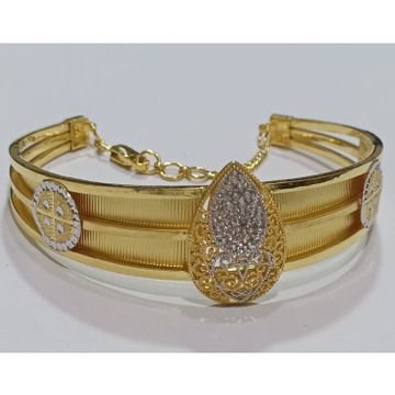 22kt gold classic bracelet for women sg-b11
