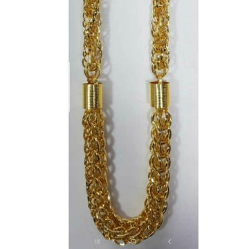 916 Gold Fancy Indo Italian Thick Gents Chain