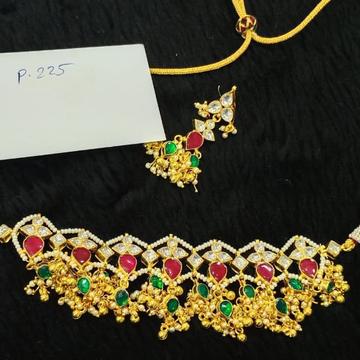 delicate necklace set#128