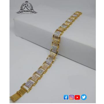 22 carat gold antique gents lucky RH-GL588