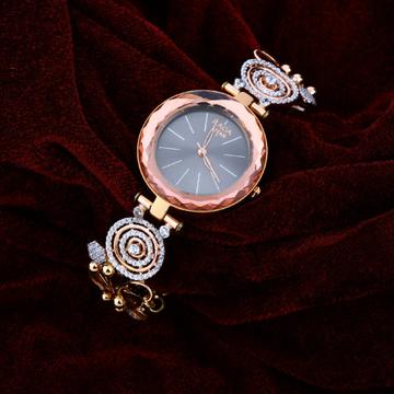 18K Rose Gold Watch-RLW09