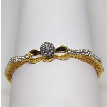 22K festival special diamond bracelet