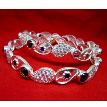 Silver 925 dailywear bangles sk925-4