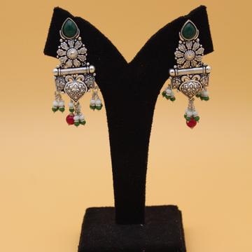 92.5 earrings SL E001