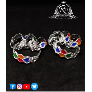 silver toe rings RH-TR460