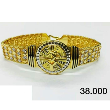 916 gold bracelet.