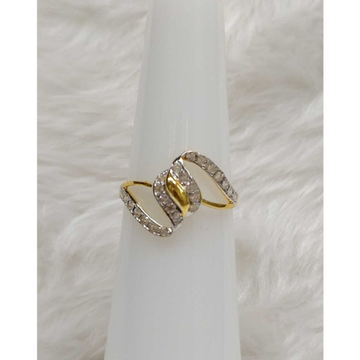 916 Exclusive Gold Ladies Ring
