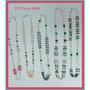 92.5 Coloring Pearl 1,2,3(One,Two,Three) Line Mala Ms-3352