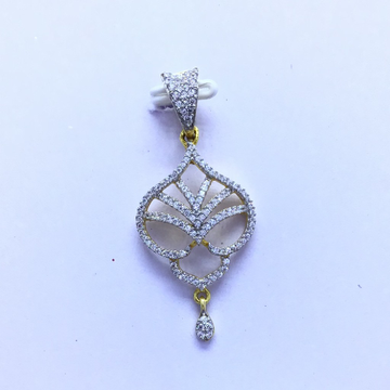 DESIGNING FANCY GOLD PENDANT by