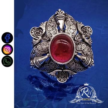 silver ladies classical rings RH-LR576