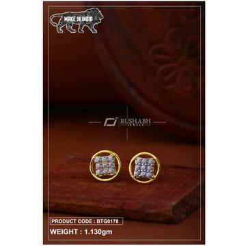 18 carat gold Ladies round tops btg0178 by