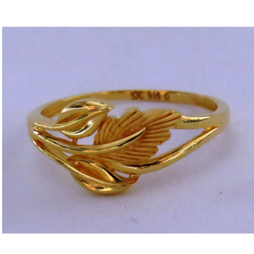 916 plain casting feather ring by