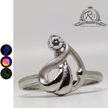 92.5 silver classical ladies rings RH-LR820