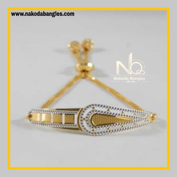 916 Gold CNC Bracelet NB - 656