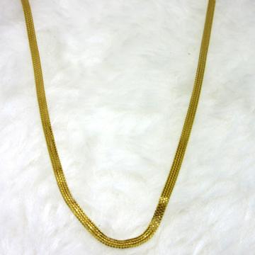 Gold micro box chain