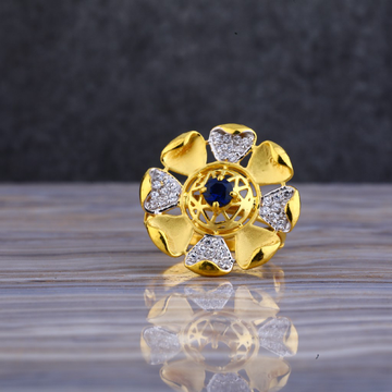 22ct Gold Exclusive Designer Ring LLR106