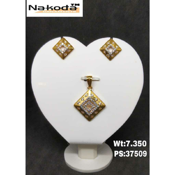 916 Ladies Fancy Pendant Set