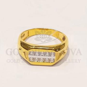 22kt gold ring ggr-h88
