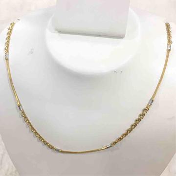916 Gold Fancy Turki Chain