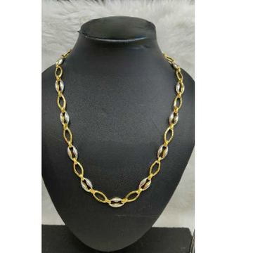 916 Gents Fancy Gold Indo Chain G-5628