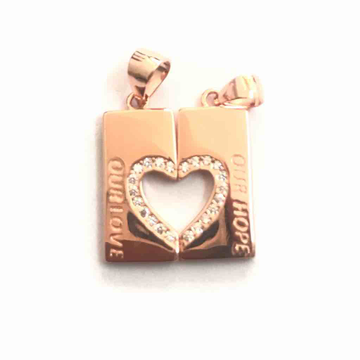 couple pendant by Veer Jewels
