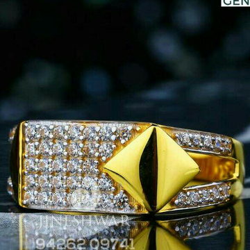 22kt Gold Gents Ring