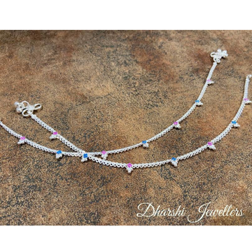Fancy anklet by
