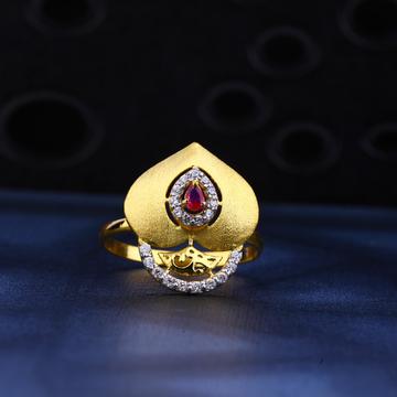 916 Gold Designer Ring LR119