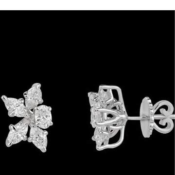 Diamonds Ear StudsJSJ0176